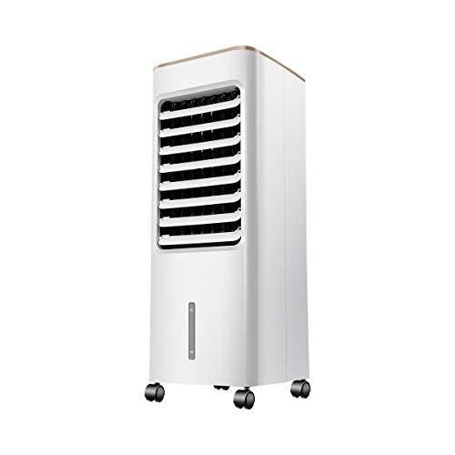 Luftkühler Kühlung Vertikale Mobile Klimaanlage Lüfter Geeignet für Home Office Schlafsaal - Weiß
