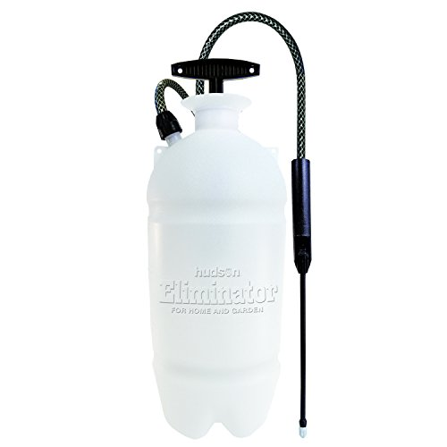 Poly Sprayer (HUDSON, H D MFG CO - Weed & Bug Eliminator Sprayer, Poly, 3-Gals.)