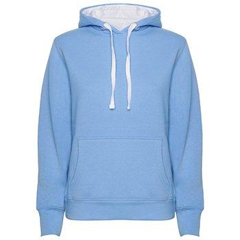 SUDADERA WOMAN ROLY - Sweat-shirt - Femme bleu ciel