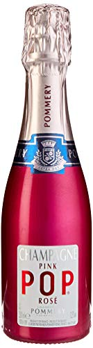 Champagne Pommery Pink Pop Rosé Piccolo (1 x 0.2 l)