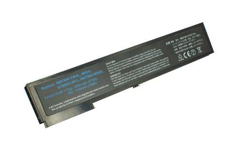 PowerSmart® Li-Ion 14,80V 1800mAh Akku für HP Elitebook 2170p, 670953-851, HSTNN-W90C, HSTNN-YB3L, MI04 - 1800mah Li-ion Notebook-akku