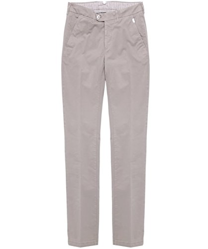 corneliani-pantaloni-chino-fit-elasticizzato-uk-38r-beige