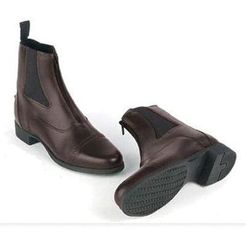 Ovación para hombre cremallera botas Paddock Finalista