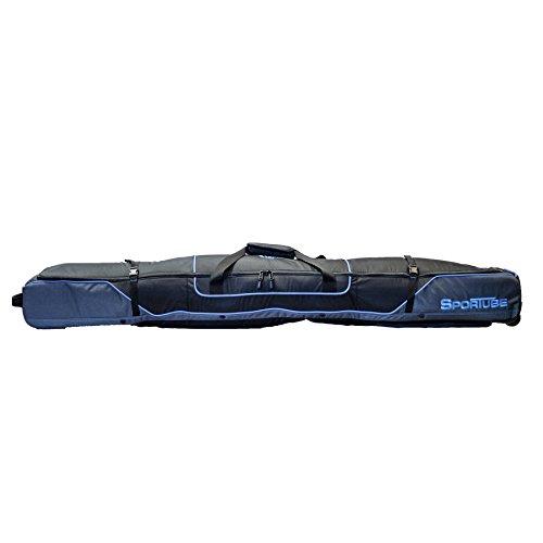 Sportube Shield 2Double Ski Bag NA blau -