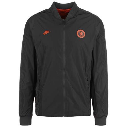 Nike Performance FC Chelsea Authentic Jacke Herren anthrazit/orange, S