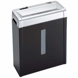Dahle destructeur de documents de table 22017Coupe Coupe particules 4x 40mm noir/argent
