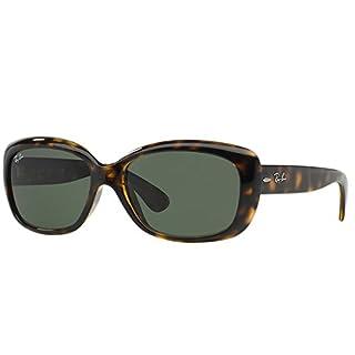 Ray-Ban RAYBAN Jackie Ohh Montures de lunettes, Marron (Light Havana/Crystal Green), 58 Femme (B001GNBK8G) | Amazon Products