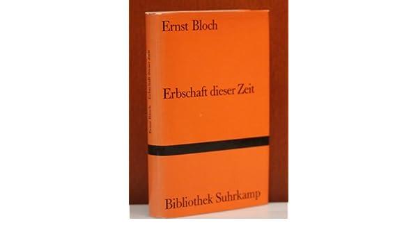 BLOCH ERBSCHAFT DIESER ZEIT EPUB DOWNLOAD