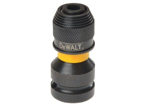 DeWalt Adattatore per Avvitatore con Attacco 1/2' per Accessori esagonali con Attacco 1/4'
