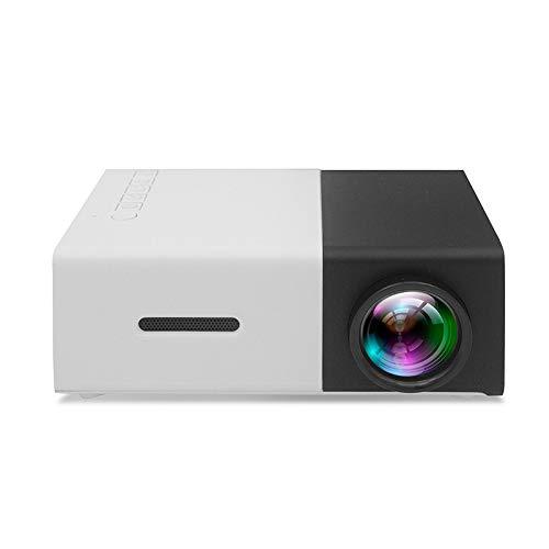 ZCCZ-AA YG300 Miniatur Projektor Handheld HD LED Projektor Portable Home Entertainment Heimkino
