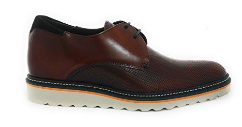 Zerimar Schuhe mit Innen Erhöht für Herren Erhöhung + 7 cm Natürliche Hobar Hobar