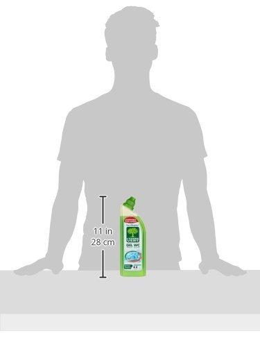 L'Arbre Vert - Nettoyant Gel WC - Romarin - 750 ml - Lot de 3
