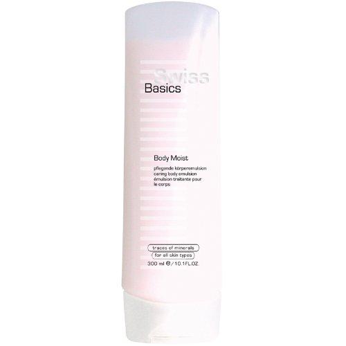 Juvena Swiss Basics - Body Moist, 300 ml