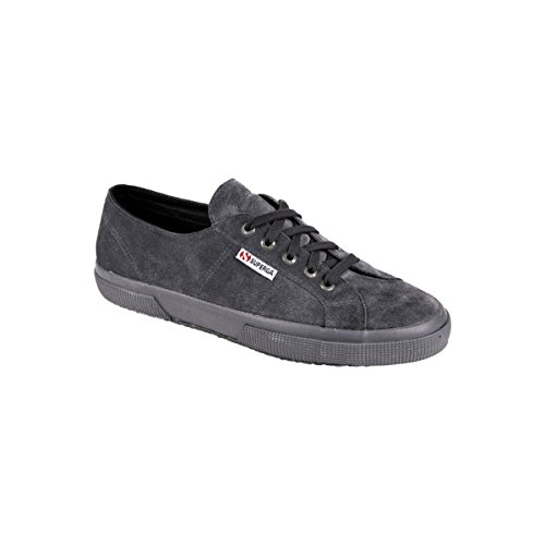 Superga 2750- SUEU S003SR0 Unisex - Erwachsene Fashion Sneakers FULL GREY