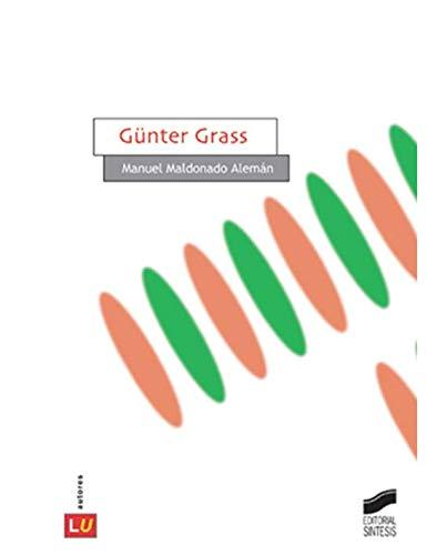 Günter Grass Cover Image