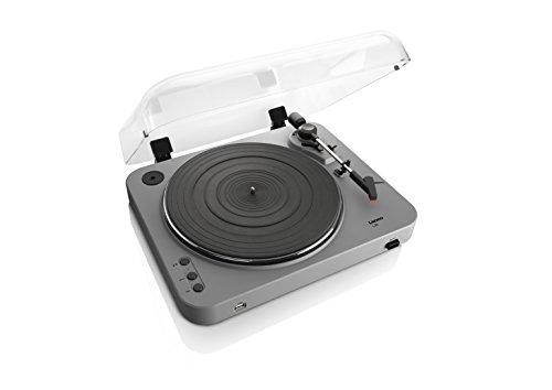 Lenco L-85 - Tocadiscos para equipo de audio MP3