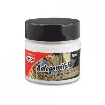 Meyco Blattgold / Design-Metall Anlegemilch dünn 50ml