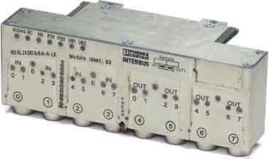 PHOENIX 2734510 - MODULO IBS RL 24 DIO 8/8/8-R-LK-2MBD