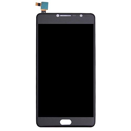 GHFPCASE LCD Screen und Digitizer Full Assembly für Vodafone Smart Ultra 7 / VFD700 (Schwarz) GHFP Ersatzteile (Color : Black)