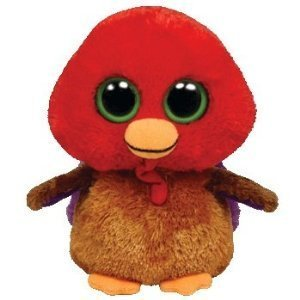 Beanie Boo Thanksgiving Turkey - Thankful - 15cm 6""