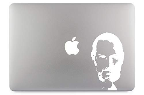 Steve Jobs Apple Macbook Air Pro Aufkleber Skin Decal Sticker Vinyl 11