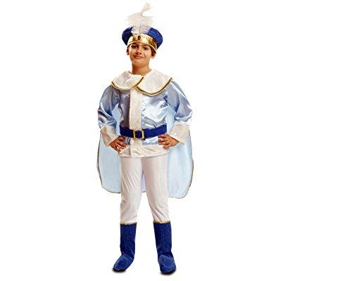 My Other Me Me - Disfraz de Príncipe, talla 1-2 años, color azul (Viving Costumes MOM00659)