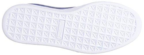 Puma Suede Classic Badge, Sneaker bambini Puma Black True Blue