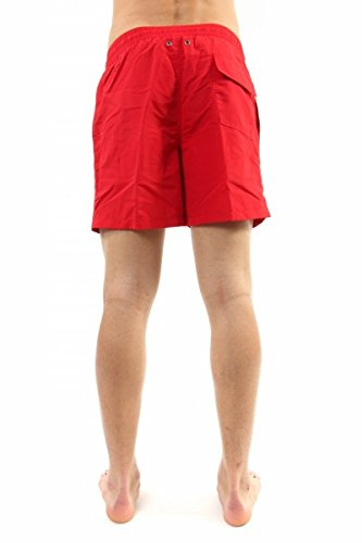 Badeanzug Nylon Quick Dry Rot - Rot