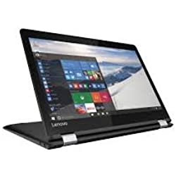 Lenovo Yoga 310 11.6-inch Laptop (Pentium N4200/4GB/1TB/Windows/Integrated Graphics), Black