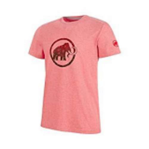 Mammut Herren TrovatT-Shirt, Rot (Magma melange-marble), L -