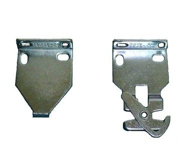 Rollease R3 / R8 Roller Shade Installation Brackets (#RB380) 1 PAIR
