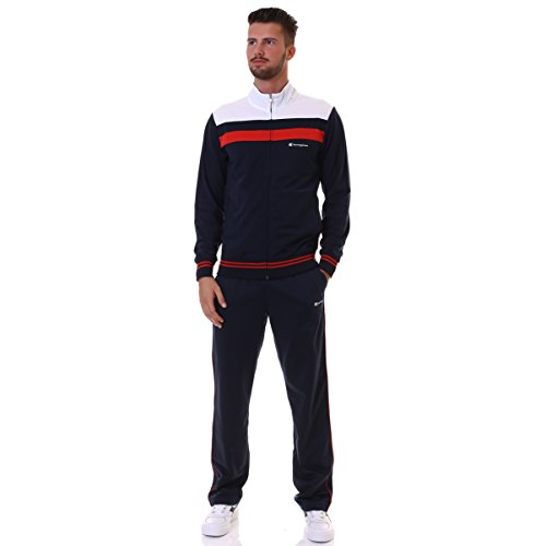 champion-pull-homme-multicolore-bleu
