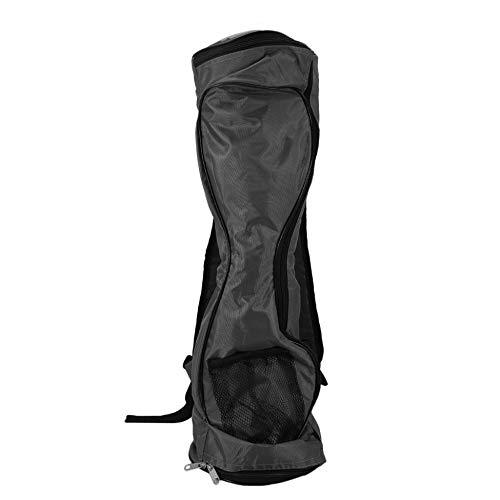 KEKDORY Tragbare Gr??e Oxford Tuch Hoverboard Tasche Sport Handtaschen für selbstausgleichende Auto 6,5-Zoll-Elektroroller Carry Bag-Black