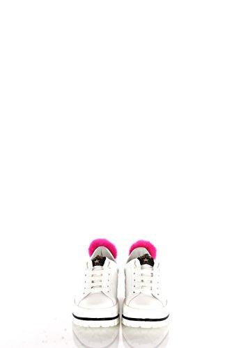 Sneakers Donna Shop Art 36 Bianco #8032 Autunno Inverno 2016/17