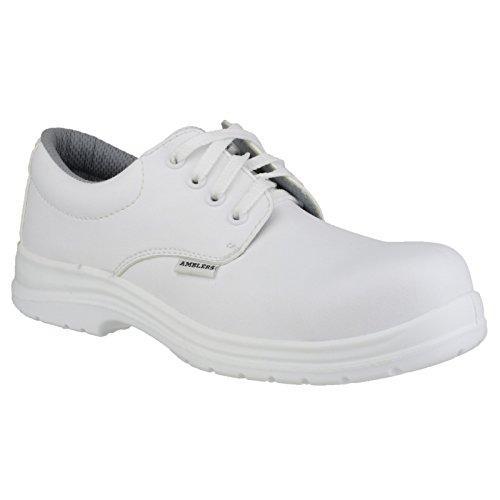Amblers FS511 - Chaussures de sécurité - Homme Blanc