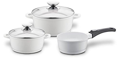 Berndes Balance Induction White - Batería Cocina