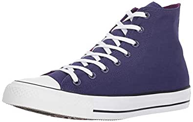 Converse Women's Chuck Taylor All Star 2018 Seasonal High Top Sneaker, New Orchid/icon Violet, 9 M US