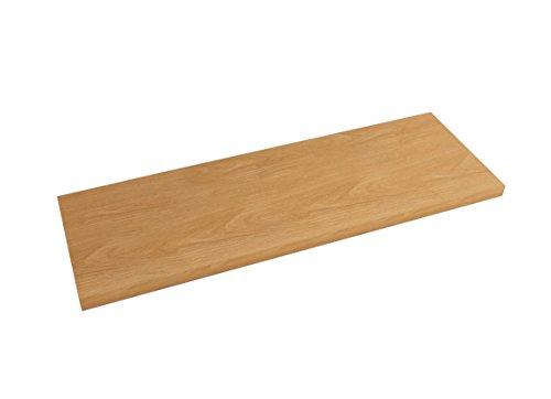 Modulare Breite Schublade (Aufbewahrung Display Wand Leiter mit Pocket Regal, DIY Kontingent Leiter Regal Racks Fachb?den 1er-Pack ,Eiche)