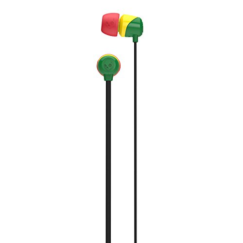 Skullcandy S2DUDZ058 In-Ear Headphone (Rasta)  available at amazon for Rs.569