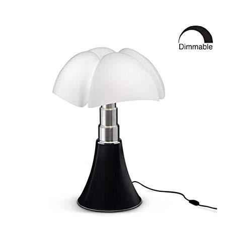 Lampe Pipistrello Medium LED 9W Noir