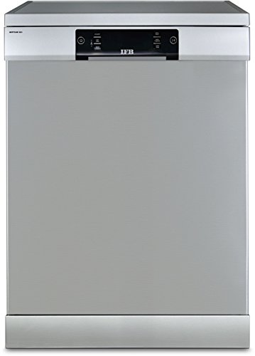 IFB Neptune SX1 Fully-automatic Front-loading Dishwasher (15 Place Settings, Stainless Steel)