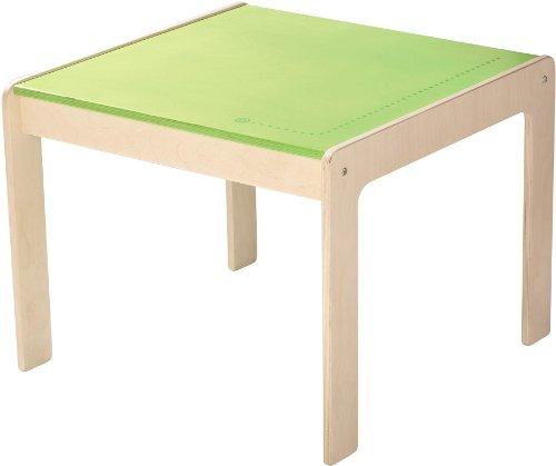 haba 8478 tavolo per bambini puncto tavoli in legno. Black Bedroom Furniture Sets. Home Design Ideas