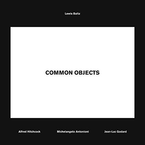 Lewis Baltz, Common objects : Exposition, Paris, Le Bal (23 mai - 24 aot 2014)