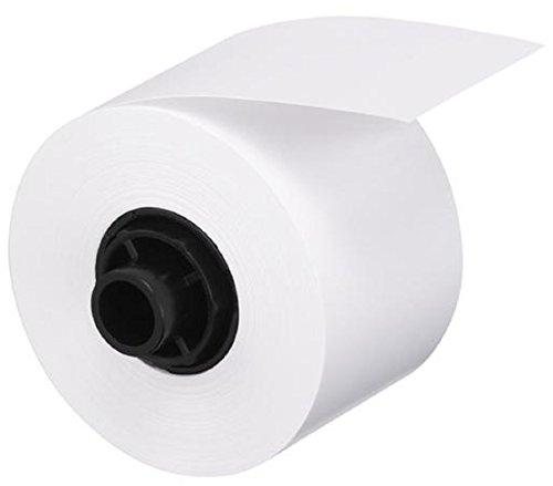 CASIO Labemo XA-18WE1 Papier-Schriftband selbsthaftend 18 mm x 5,0 m schwarz auf weiß