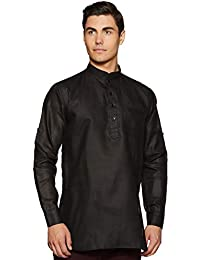 Devyom Mens Cotton Blend Kurta