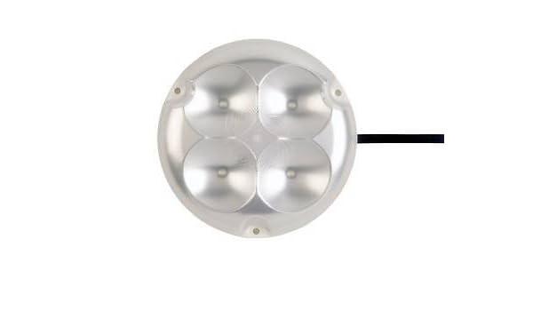 18 LED Interior Light 24V Bar lighting Strip Lamp Universal Lighting up for Truck Camper Van Bus Caravan Boat ON//OFF switch 357mm