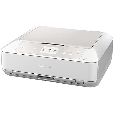 Canon PIXMA MG7751 - Impresora multifunción (Inyección de tinta, 2400 x 4800 DPI, A4, 216 x 297 mm, Color, Cama