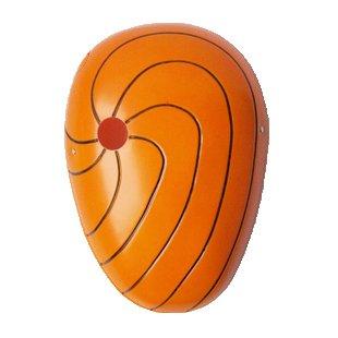 CoolChange Naruto Tobi Maske von Obito Uchiha (Orange)