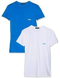 e66d1383f72 Amazon.co.uk  Emporio Armani - T-Shirts   Tops