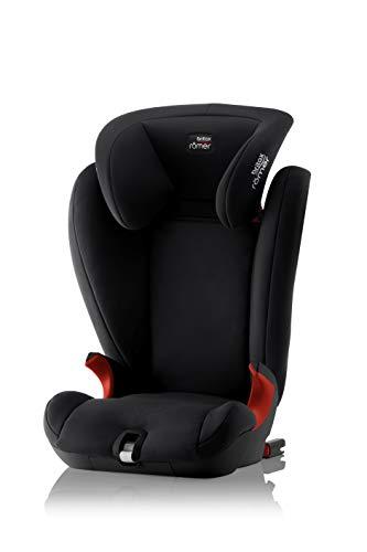 Britax Römer Kindersitz 15 - 36 kg, KIDFIX SL Autositz Isofix Gruppe 2/3, cosmos black